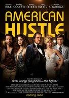 American Hustle - Dutch Movie Poster (xs thumbnail)