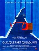 Quelque part quelqu'un - French Re-release movie poster (xs thumbnail)