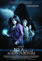 De fortabte sjæles ø - Spanish Movie Poster (xs thumbnail)