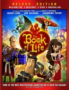 The Book of Life - Movie Cover (xs thumbnail)