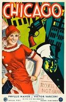 Chicago - Swedish Movie Poster (xs thumbnail)