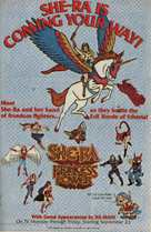 """""""She-Ra: Princess of Power"""" - Movie Poster (xs thumbnail)"""