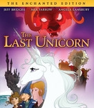 The Last Unicorn - Blu-Ray cover (xs thumbnail)