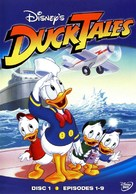 """""""DuckTales"""" - DVD movie cover (xs thumbnail)"""