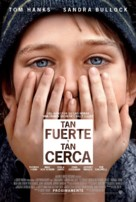 Extremely Loud & Incredibly Close - Mexican Movie Poster (xs thumbnail)