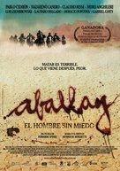 Aballay, el hombre sin miedo - Argentinian Movie Poster (xs thumbnail)