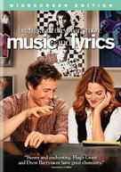 Music and Lyrics - DVD movie cover (xs thumbnail)