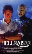 Hellraiser - VHS movie cover (xs thumbnail)