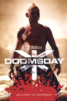 Doomsday - DVD cover (xs thumbnail)