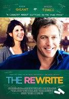The Rewrite - Thai Movie Poster (xs thumbnail)