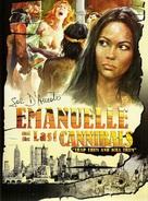 Emanuelle e gli ultimi cannibali - DVD cover (xs thumbnail)
