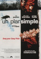 A Simple Plan - French Movie Poster (xs thumbnail)