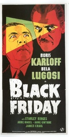 Black Friday - Movie Poster (xs thumbnail)