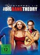 """""""The Big Bang Theory"""" - German Movie Cover (xs thumbnail)"""