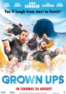 Grown Ups - Singaporean Movie Poster (xs thumbnail)