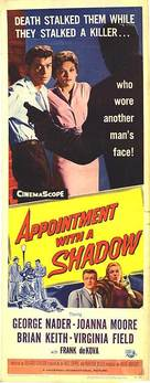 Appointment with a Shadow - Movie Poster (xs thumbnail)