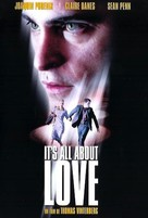 It's All About Love - French poster (xs thumbnail)