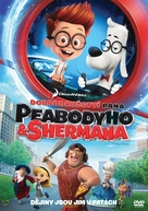 Mr. Peabody & Sherman - Czech Movie Cover (xs thumbnail)