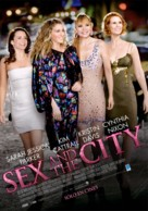 Sex and the City - Argentinian Advance poster (xs thumbnail)