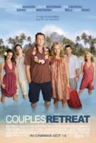 Couples Retreat - British Movie Poster (xs thumbnail)