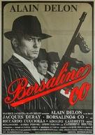Borsalino and Co. - Italian Movie Poster (xs thumbnail)