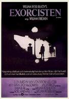 The Exorcist - Danish Movie Poster (xs thumbnail)