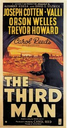 The Third Man - British Movie Poster (xs thumbnail)