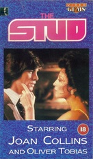 The Stud - British VHS cover (xs thumbnail)