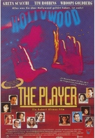 The Player - German Movie Poster (xs thumbnail)