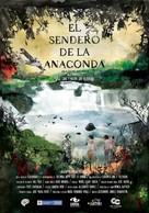 El sendero de la anaconda - Colombian Movie Poster (xs thumbnail)