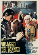 Village of the Damned - Italian Theatrical poster (xs thumbnail)