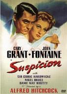 Suspicion - DVD cover (xs thumbnail)