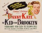 The Kid from Brooklyn - Movie Poster (xs thumbnail)