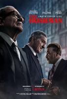 The Irishman - Movie Poster (xs thumbnail)