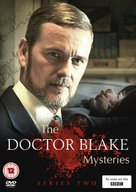 """""""The Doctor Blake Mysteries"""" - British DVD movie cover (xs thumbnail)"""
