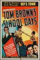 Tom Brown's School Days - Movie Poster (xs thumbnail)