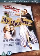 My Blue Heaven - British Movie Cover (xs thumbnail)