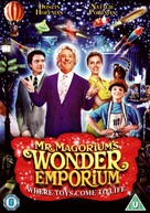 Mr. Magorium's Wonder Emporium - Movie Cover (xs thumbnail)