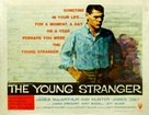 The Young Stranger - British Movie Poster (xs thumbnail)