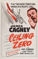 Ceiling Zero - Re-release movie poster (xs thumbnail)