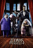 The Addams Family - Movie Cover (xs thumbnail)