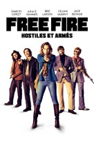 Free Fire - Canadian Movie Cover (xs thumbnail)