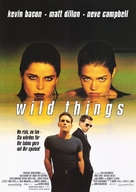 Wild Things - German Movie Poster (xs thumbnail)