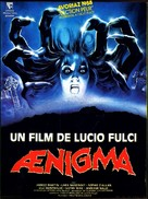 Aenigma - French Movie Poster (xs thumbnail)