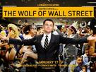 The Wolf of Wall Street - British Movie Poster (xs thumbnail)