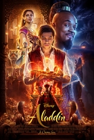 Aladdin - International Movie Poster (xs thumbnail)
