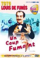 Totò, Eva e il pennello proibito - French DVD cover (xs thumbnail)