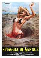 Blood Beach - Italian Movie Poster (xs thumbnail)