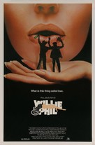 Willie & Phil - Movie Poster (xs thumbnail)