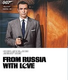 From Russia with Love - Blu-Ray movie cover (xs thumbnail)